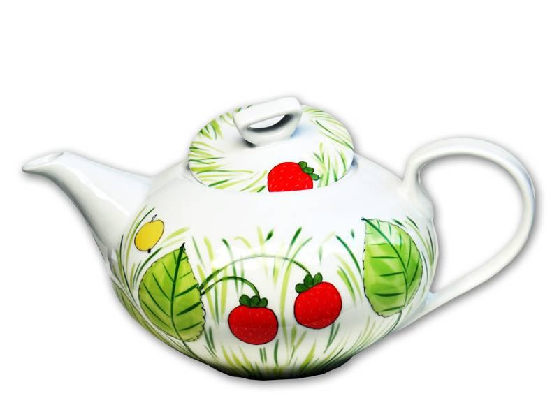 Erdbeere Teekanne 1,2 l