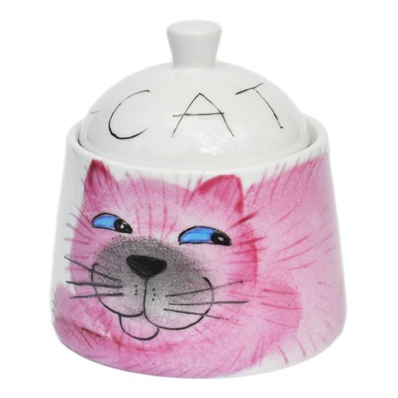 Emma cats rosa Zuckerdose 330 ml