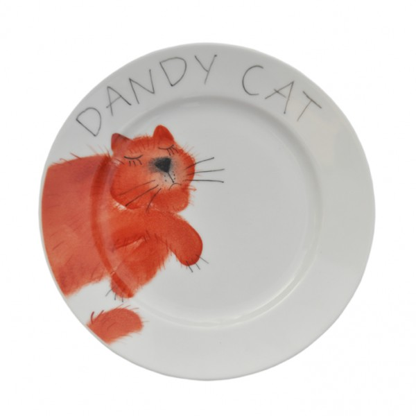 Emma cats dandy Teller 19 cm