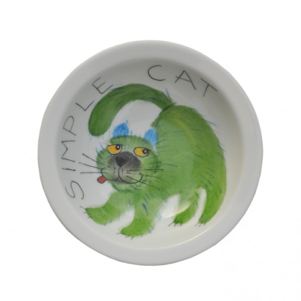 Emma cats simple Schale 16 cm