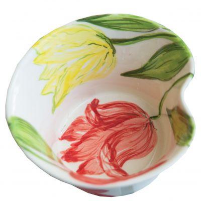 Schale Tulpen