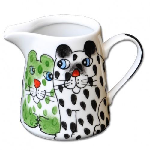 Katze mit Tasse Kännchen 0,25 l