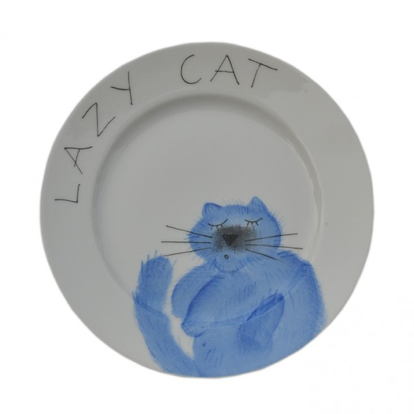 Emma cats lazy Teller 19 cm