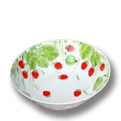 Erdbeeren Schale