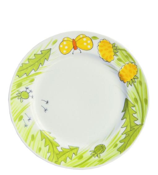 Butterblume Teller 19 cm