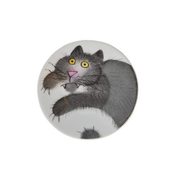 Emma cats angry Teller 11 cm
