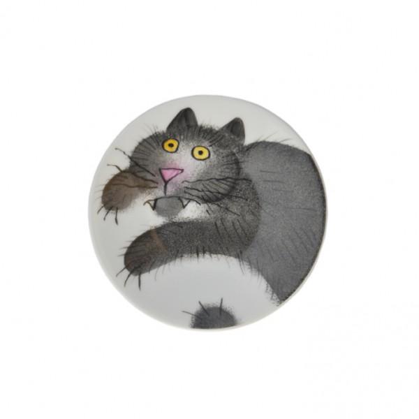 Emma angry cat Teller 11 cm