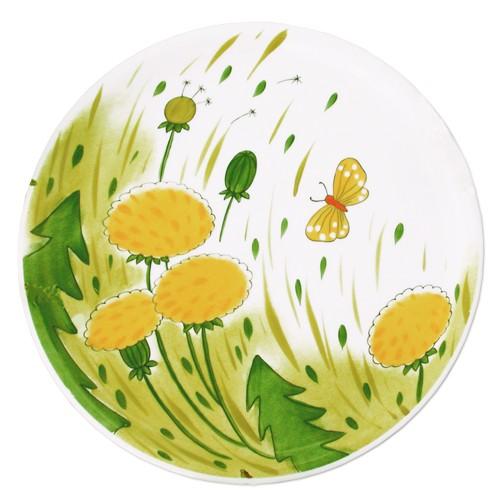Butterblume Tortenplatte 31 cm