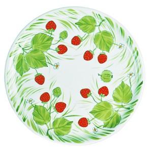 Erdbeere Tortenplatte 31 cm