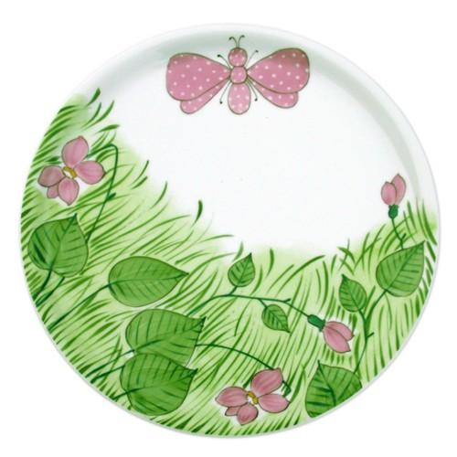 Veilchen Tortenplatte 31 cm
