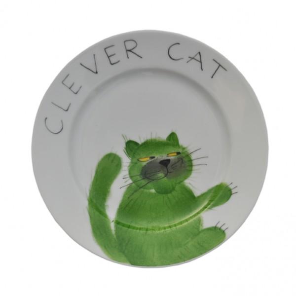 Emma cats clever Teller 19 cm